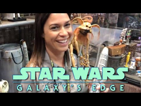 Star wars galaxy 39 s edge new marketplace merchandise for Merchandising star wars
