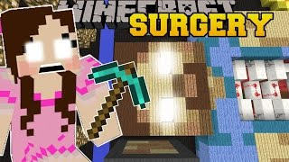 Minecraft: HEROBRINE'S SURGERY - SURGEON SIMULATOR - Mini-Game [1]