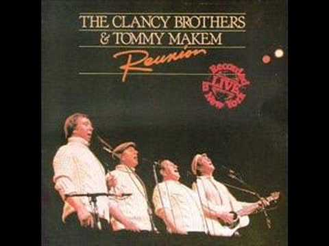 Clancy brothers and Tommy Makem - Irish Rover