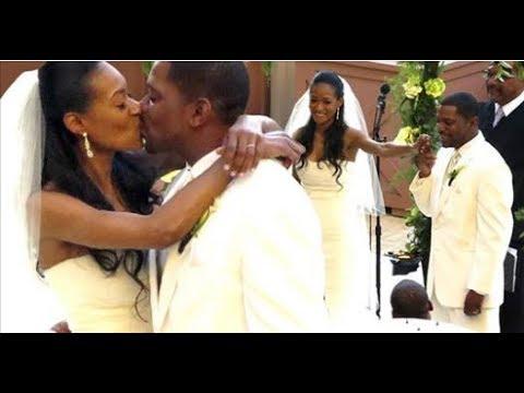 Inside Mekhi Phifer's intimate wedding ceremony to longterm girlfriend Reshelet Barnes