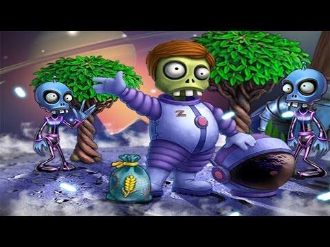 Зомби Ферма.Звездный урожай (Прохождение всех квестов)