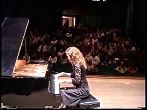 Franz Liszt La leggierezza  from Trois Etudes de Concert, S.144