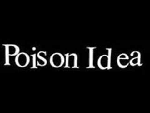 """Poison Idea """"The Badge"""""""