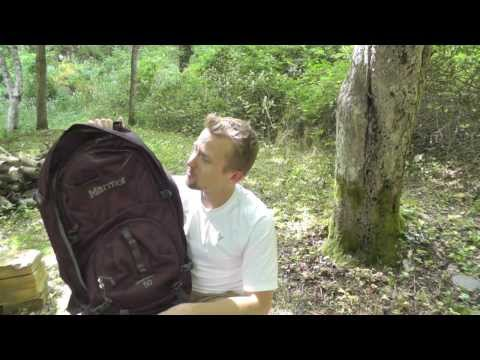 Marmot 50 L Clearwater Pack Preview - The Outdoor Gear Review