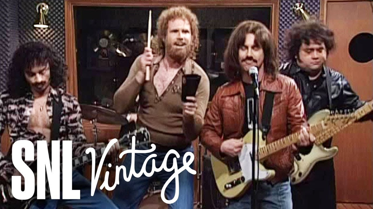 More Cowbell - SNL