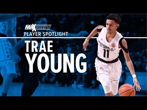 Trae Young - First Team All-American