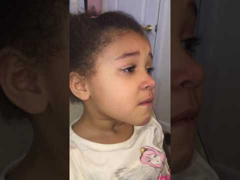 Little Aubrey Sings A Song To Her Mother Who Was Taken Too Soon