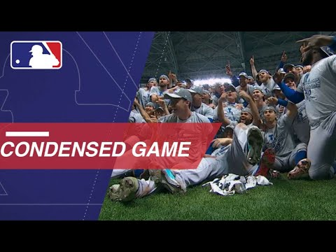 Condensed Game: NLCS Gm7 - 10/20/18