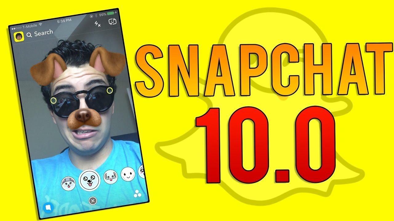 snapchat 10.11.0