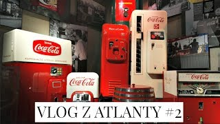 ★ VLOG ★ Świat Coca-Coli w Atlancie