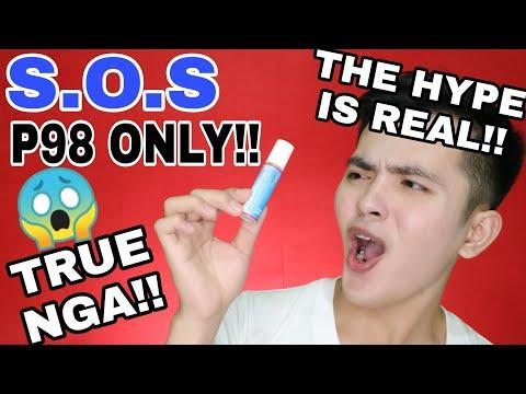 98PHP S.O.S Clindamycin Phosphate REVIEW | TOTOO NGA!!