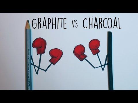 Graphite vs Charcoal