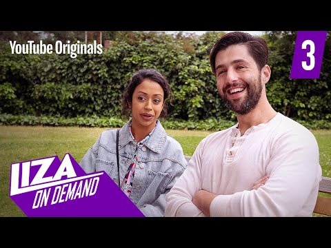 S2E3: Hot, Excited, And In Your Area - Liza on Demand