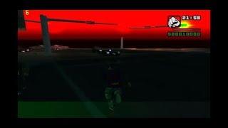 El CIELO ROJO EN GTA SA  ANDREA [LOQUENDO] BO8NNIE3