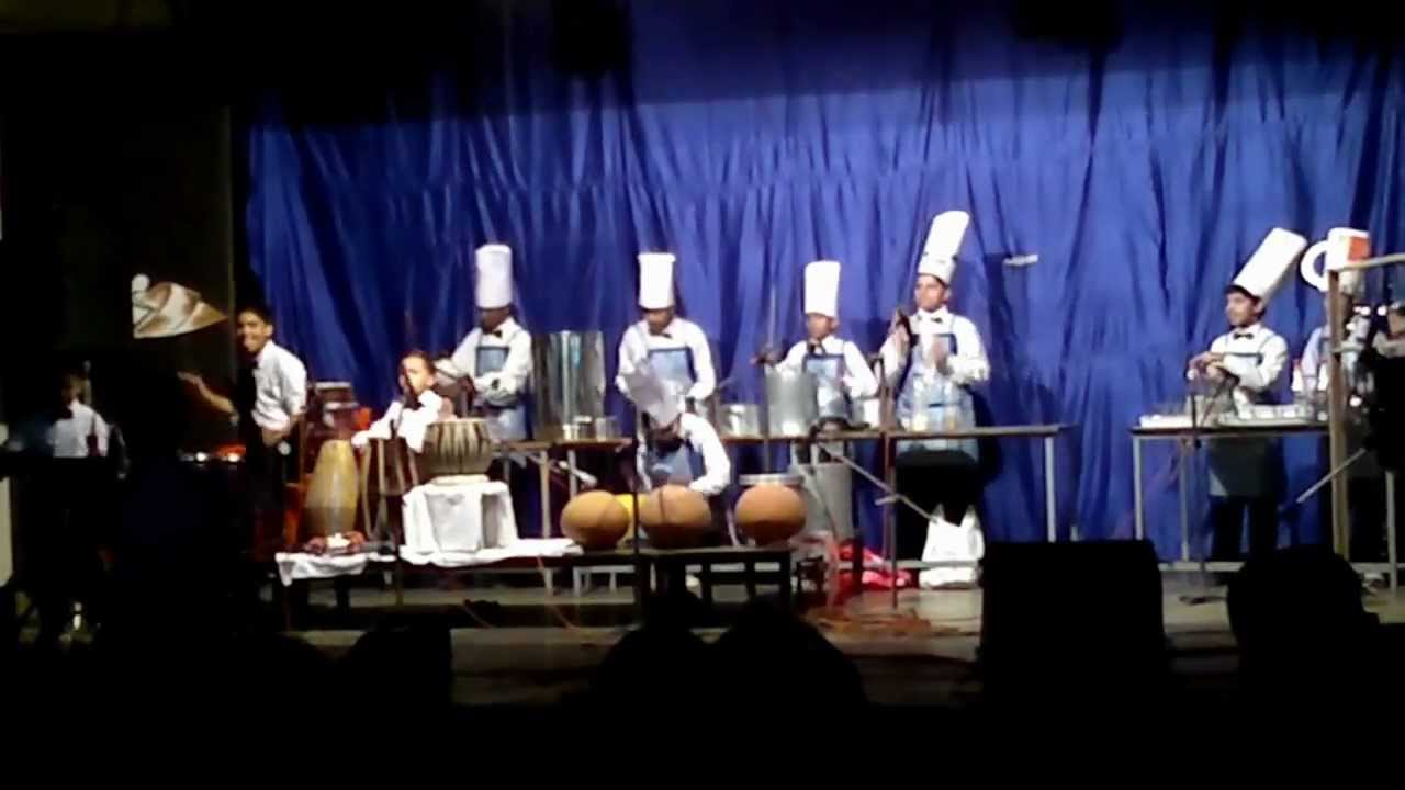 Music With Kitchen Utensils YouTube - Stomp kitchen