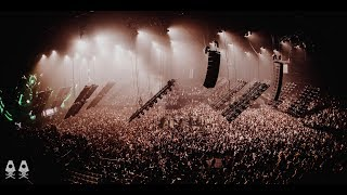 Rampage 2018 - Radar Records Soundsystem ft Doctrine, Andromedik, Nexus & Tight & La ...