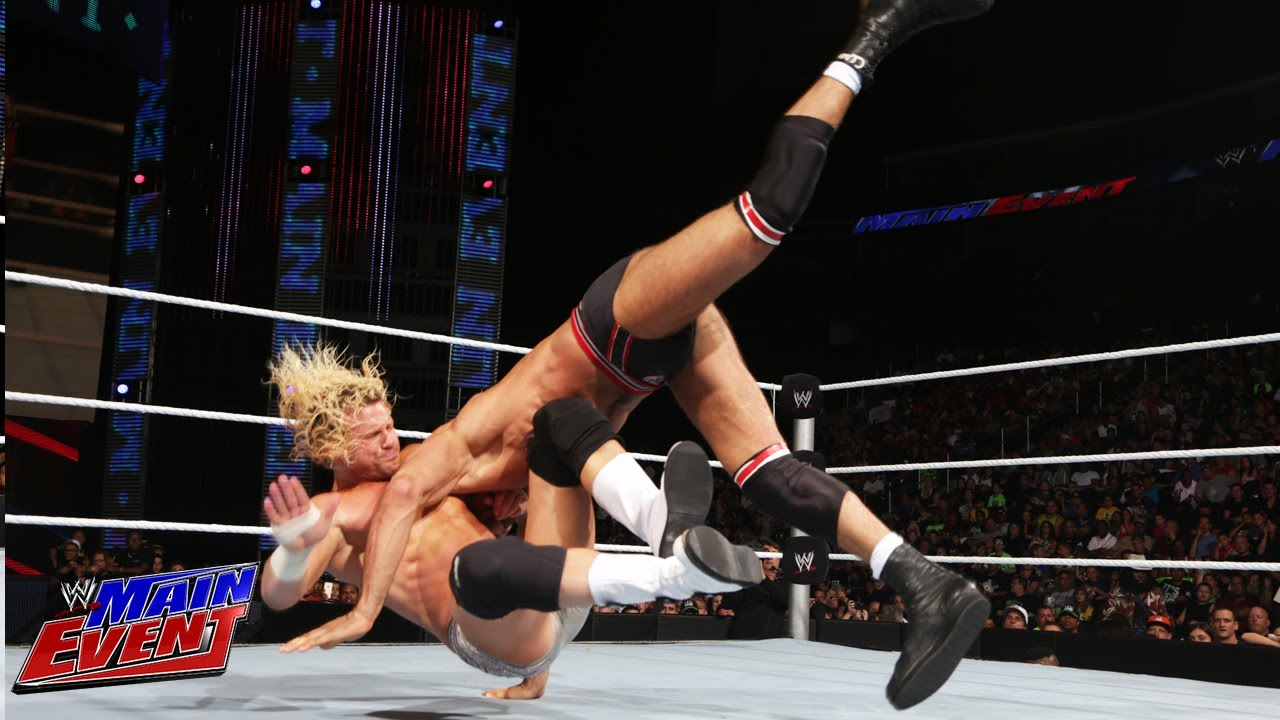 RVD, Dolph Ziggler & Big E vs. Cesaro & RybAxel: WWE Main Event, July 1, 2014