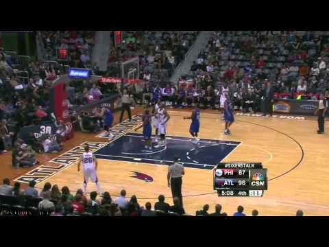 Jeff Teague Atlanta Hawks Highlights-2013/14 Season