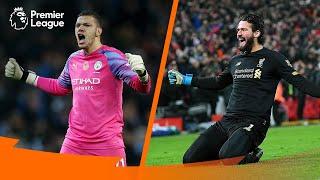 Amazing Premier League Goalkeeper Assists | Alisson, Ederson, Reina