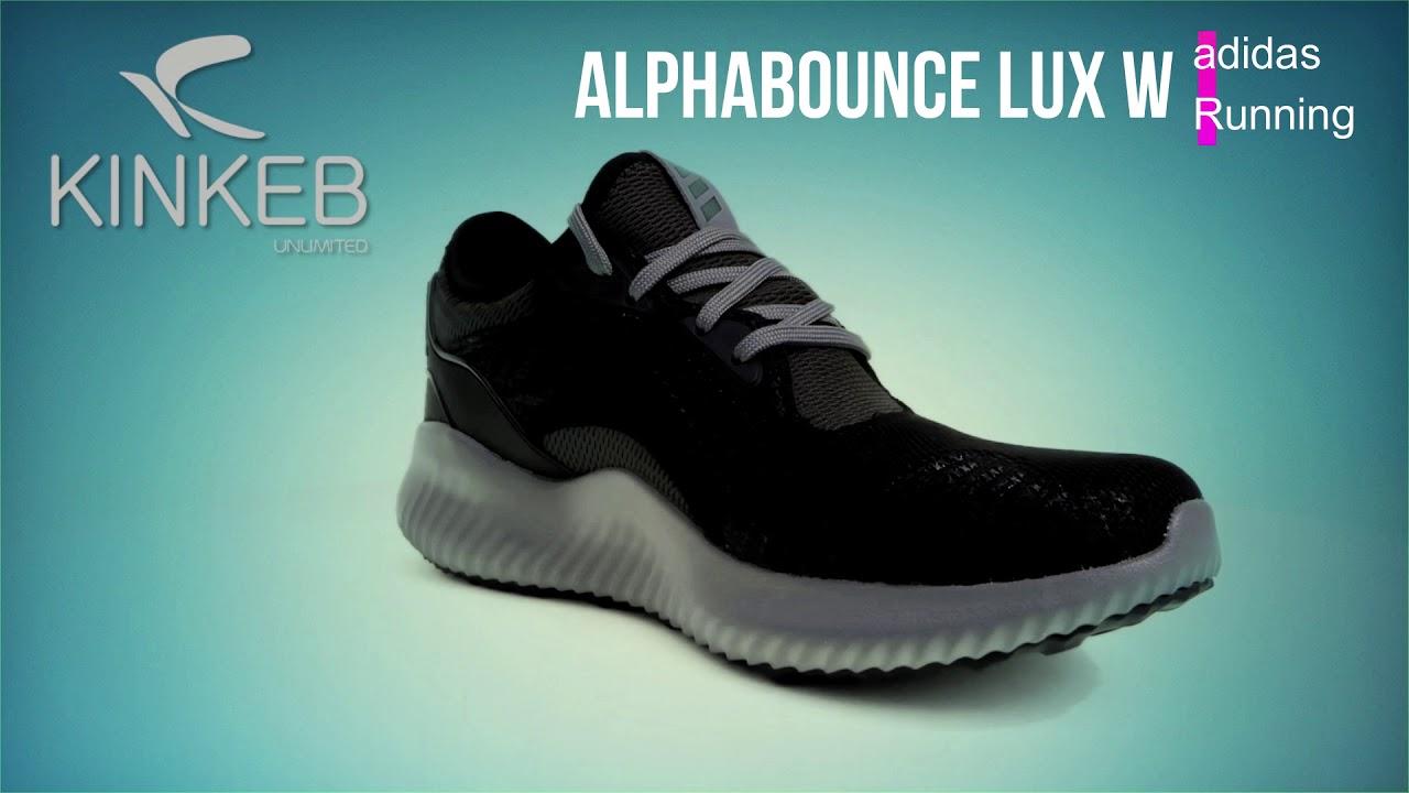 adidas alphabounce lux w su youtube