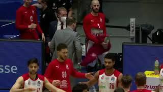 Michael Kessens #2 blue | Frankfurt vs. Bamberg - 2020-21