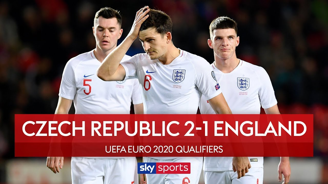 Sloppy England punished in Prague | Czech Republic 2-1 England | UEFA Euro 2020 Qualifiers