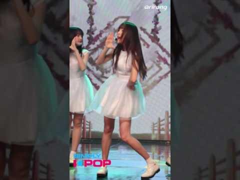 [Fancam/직캠] Yuju(유주) _ G-FRIEND(여자친구) _ LOVE WHISPER(귀를 기울이면) _ Simply K-Pop _ 080417
