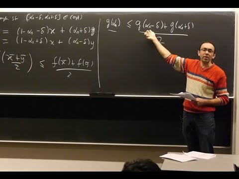 10-801 Lecture 2: Convex Functions