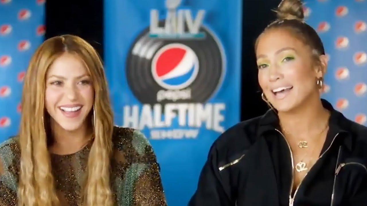 Pro Bowl Halftime Show 2020.Jennifer Lopez Shakira Confirmed For Super Bowl Liv 2020 Halftime Show