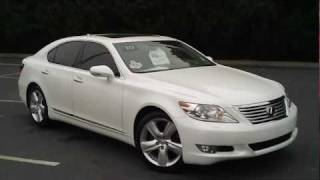 2010 Lexus LS460 Five Star Automotive Used Cars Florence SC