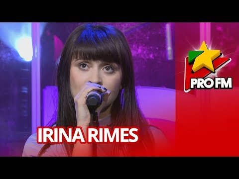Irina Rimes - Octombrie Rosu | PREMIERA ProFM LIVE Session