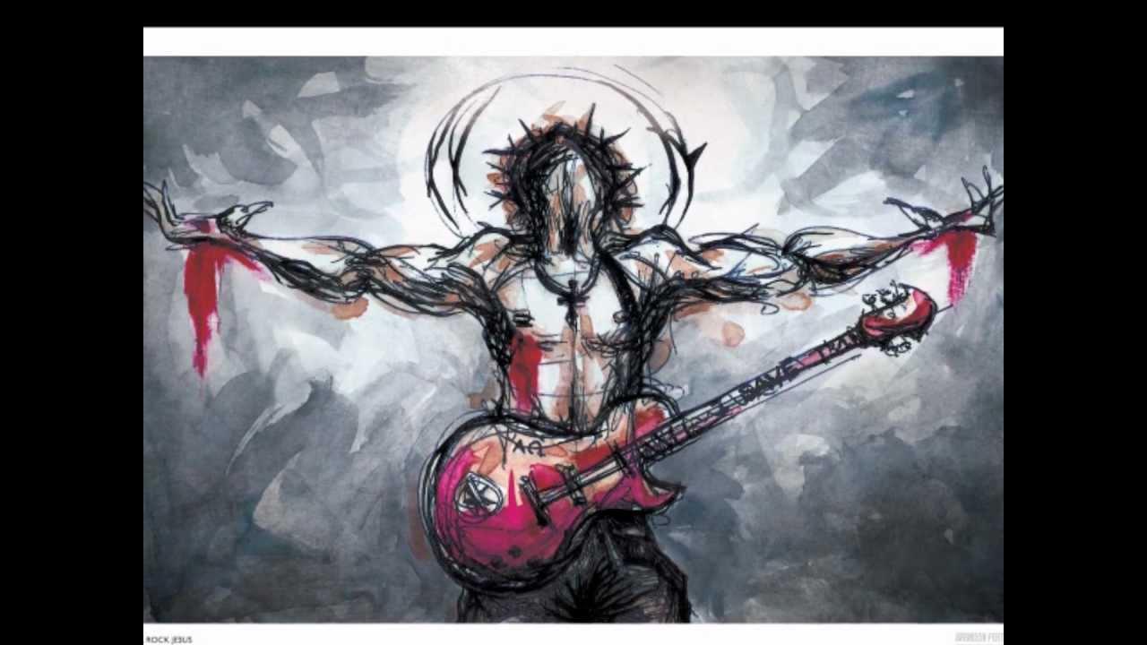 Hard Rock Gospel