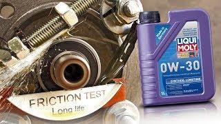 Liqui Moly Synthoil Longtime 0W30 Jak skutecznie olej chroni silnik?