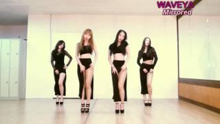 Repeat youtube video Mirrored Waveya ★ GIRL'S DAY Something 걸스데이 썸씽 kpop cover dance ver.