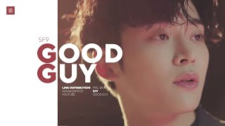SF9 - Good Guy Line Distribution (Color Coded) | 에스에프나인 - 굿가…
