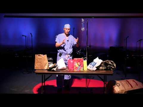Something from something: Joseph Salisz at TEDxMuskegon