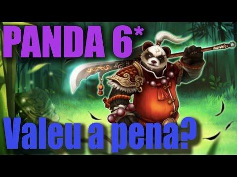 Summoners War - Live para falar sobre o PANDA!