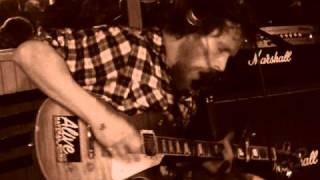 "Left Lane Cruiser - Black Betty (Huddie ""Lead Belly"" Ledbetter cover) @ The Break Room 3/4/11"