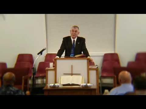 C.I.B.C. - PREACHING - 6 June 2017 Tues Night - Ken Dean