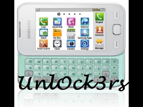 Samsung wave S5330 - Reparacionde serie Y Unlock Flasheo