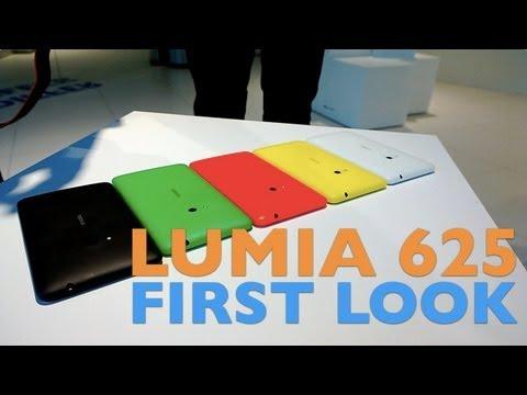 Nokia Lumia 625 Hands On - Shot By Lumia 1020