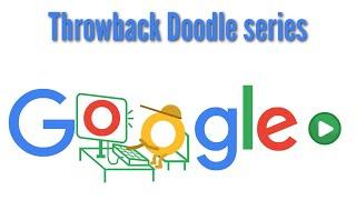 Popular Google Doodle Games   Day 1 - Coding (2017)