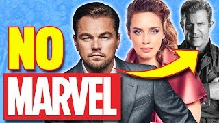 10 Actors Who Said No To Marvel