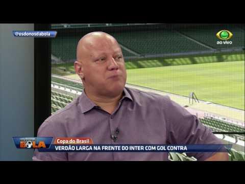 Jogo Foi Gostoso De Ver, Diz Ronaldo Sobre Inter X Verdão