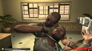 Splinter Cell Double Agent PC Gameplay Mission 9 - Kinshasa  Part 1/2