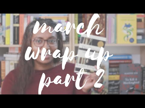 March 2019 Reading Wrap Up » Part 2