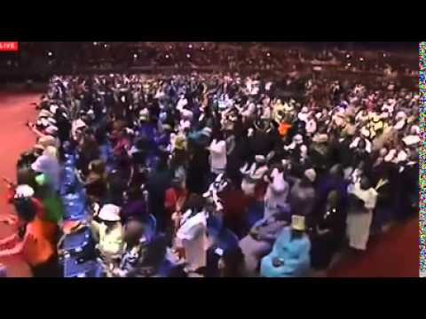 Bishop Sedgwick Daniels' Praise Break at 108th COGIC Holy Convocation 2015