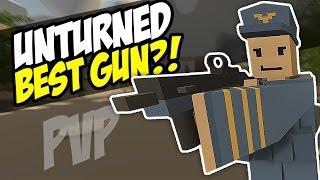 NEW BEST GUN?! - Unturned PVP (Scalar Gameplay)