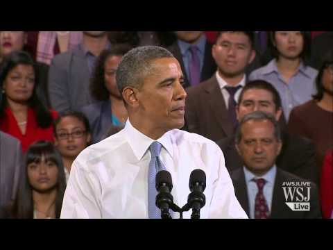 Obama Immigration Speech Video | President Obama Gives a Policy Speech on Immigration