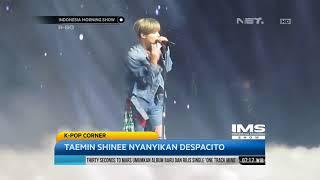 Taemin Shinee Nyanyikan Despacito